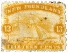 Newfoundland_1866_13cents