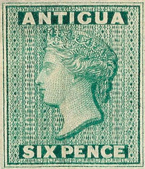 Antigua_1862_QV_6p_Plate_Proof