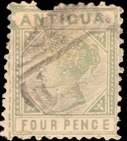 Antigua_1882_4d_Forgery