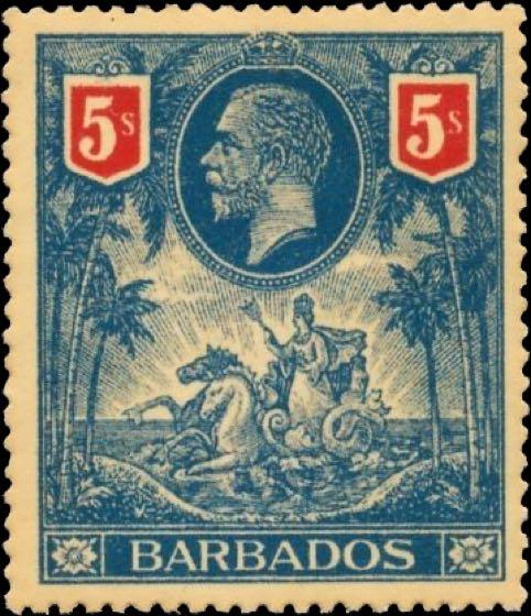 Barbados_KingGeorgeV_5s_bogus