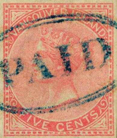 British_Columbia_1865_5c_Sperati_Forgery