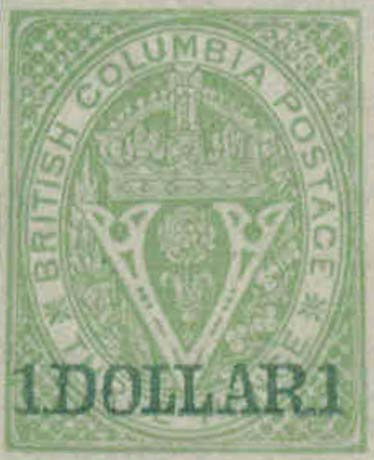 British_Columbia_1869_1dollar_Forgery