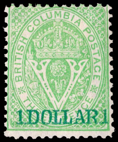 British_Columbia_1869_1dollar_Frodel_Forgery1