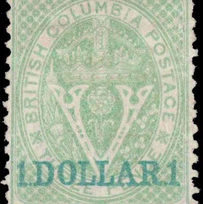 British_Columbia_1869_1dollar_Genuine