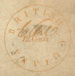 British_Guiana_1850_12c_Forgery2
