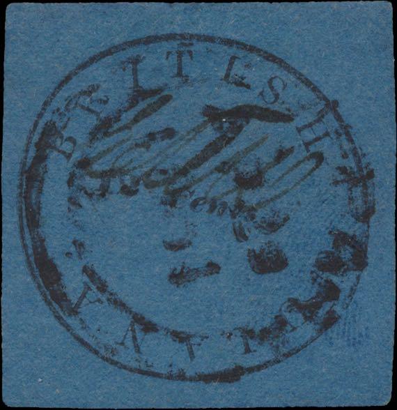 British_Guiana_1850_12c_Genuine