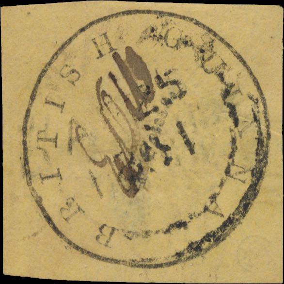 British_Guiana_1850_4c_Genuine3