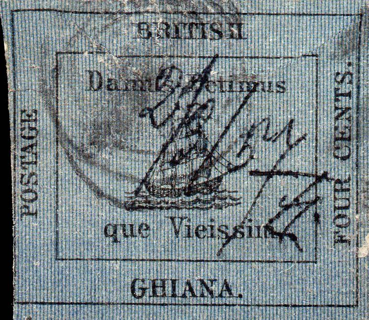 British_Guiana_1856_4c_Forgery11