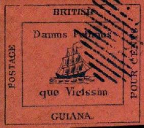 British_Guiana_1856_4c_Forgery5