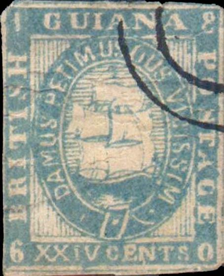 British_Guiana_1860_24c_Forgery2