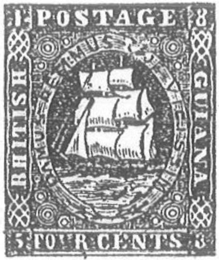 British_Guiana_1860_Ship_4c_Torres_illustration