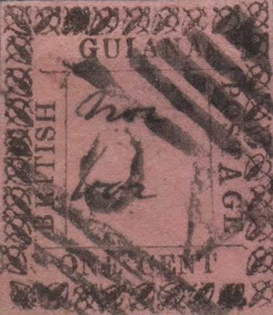 British_Guiana_1862_1c_Forgery-3