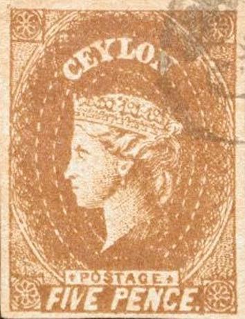 Ceylon_1857_QV_5p_Forgery