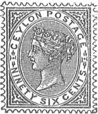 Ceylon_1872_96c_Torres_Illustration