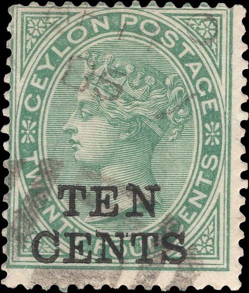Ceylon_SG162_Ten-Cents_Genuine