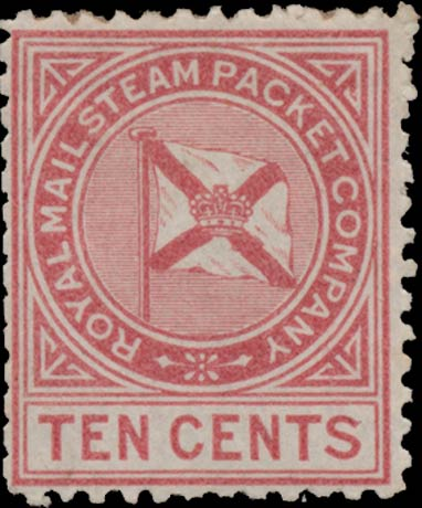 Danish_West_Indies_1875_Royal_Mail_Steam_Packet_Company_10c_Genuine