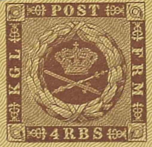 Denmark_1851_4rbs_Reprint3