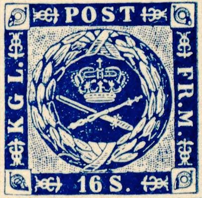 Denmark_1857_16sk_Fournier_Forgery