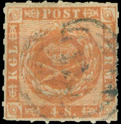 Denmark_1863_4sk_Forgery