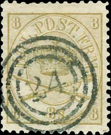 Denmark_1864_8sk_Reperforated2