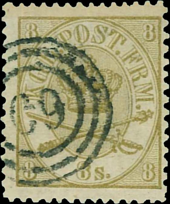 Denmark_1864_8sk_Reperforated3