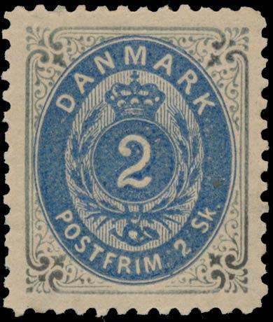 Denmark_1870_2sk_Genuine1