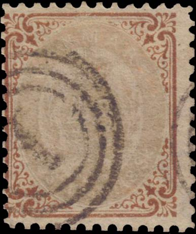 Denmark_1870_48sk_Reperforated2