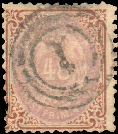 Denmark_1870_48sk_Reperforated3