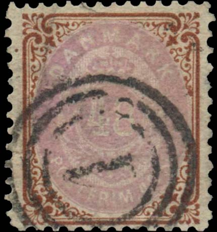Denmark_1870_48sk_Reperforated4