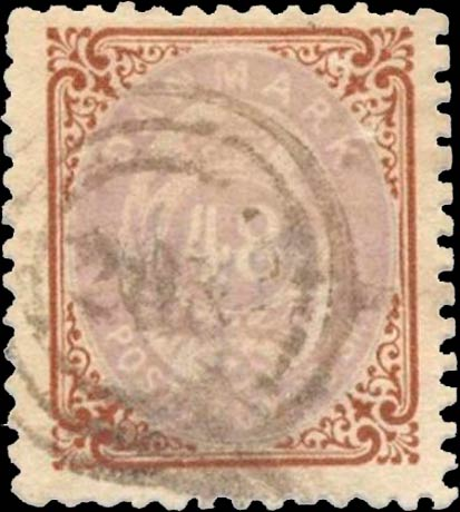 Denmark_1870_48sk_Reperforated5