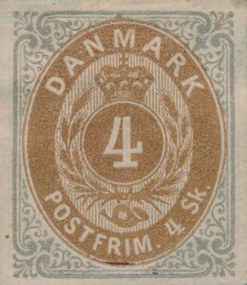 Denmark_1870_Bicolored_4sk_Genuine_Proof