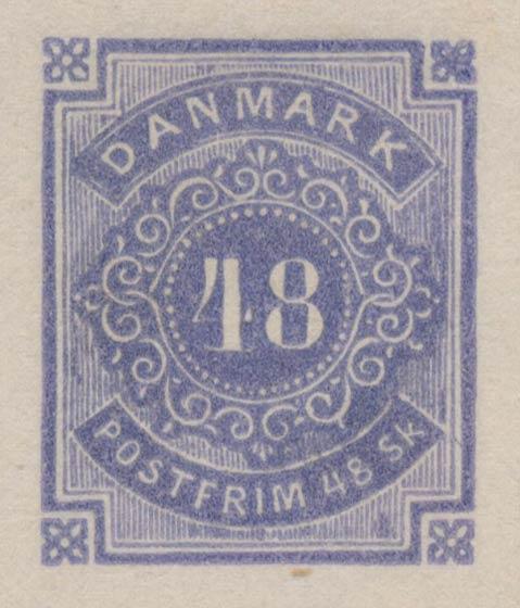 Denmark_1871_48skilling_Essay1_Genuine