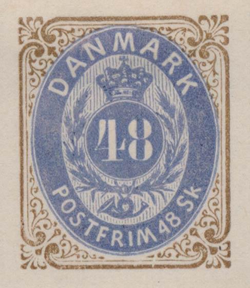 Denmark_1870_48skilling_Essay5_Genuine