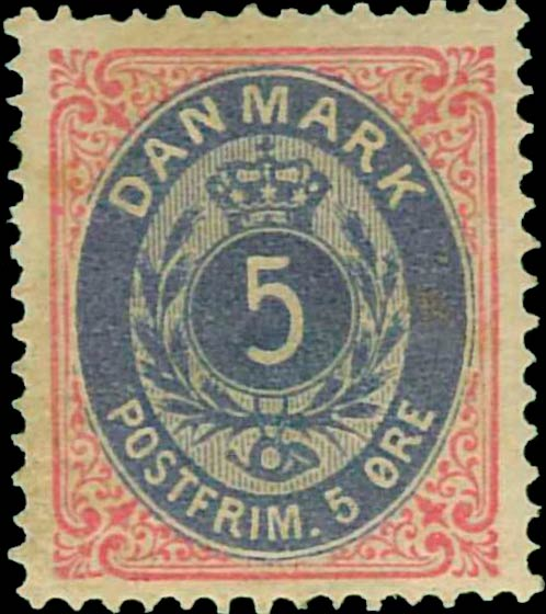 Denmark_1875_5ore_Bicolored_Forgery