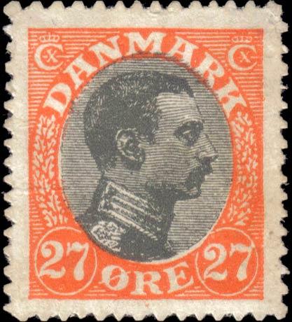 Denmark_1918_27ore_KingChristianX_Forgery
