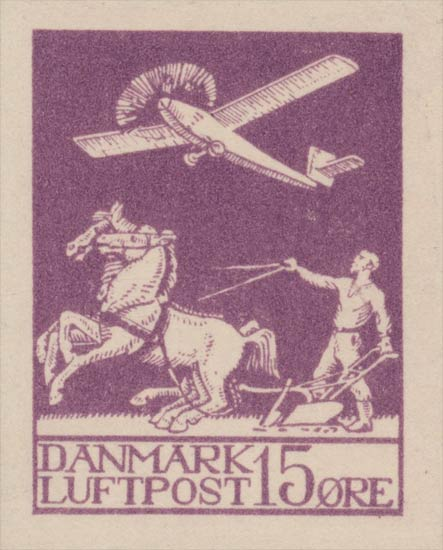 Denmark_Airmail_15ore_Forgery-essay