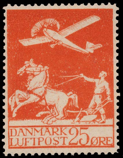Denmark_Airmail_25ore_Forgery1
