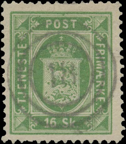 Denmark_Official_1871_16sk_Genuine1
