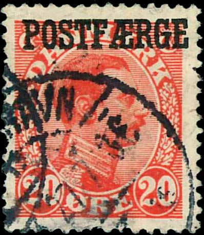 Denmark_Post-Ferry_King-X_20_Forgery