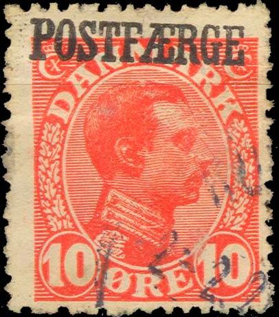 Denmark_PostFerry_1919_10ore_Forgery1