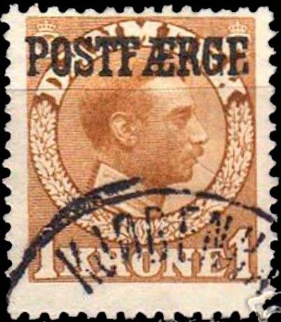 Denmark_PostFerry_1919_1kr_Forgery1