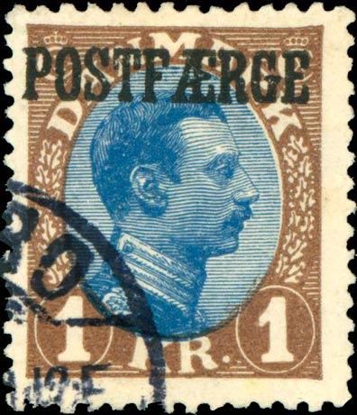 Denmark_PostFerry_1922_1kr_Forgery1