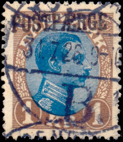 Denmark_PostFerry_1922_1kr_Forgery2