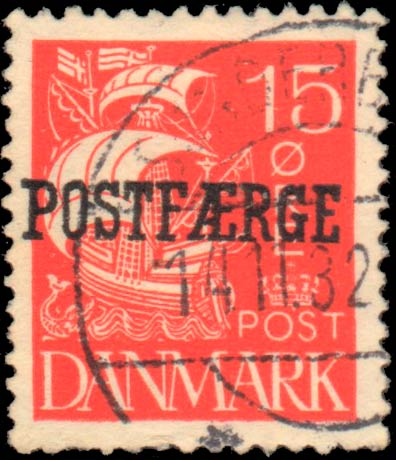 Denmark_PostFerry_1927_15ore_Forgery1