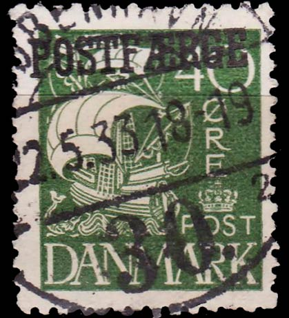 Denmark_PostFerry_1930_40ore_Forgery1