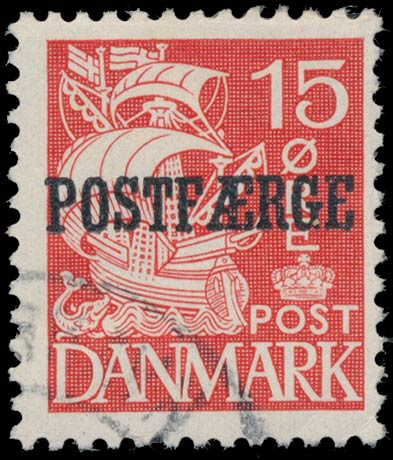 Denmark_PostFerry_1936_15ore_Genuine