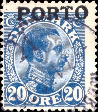 Denmark_PostageDue_1921_20ore_Forgery1