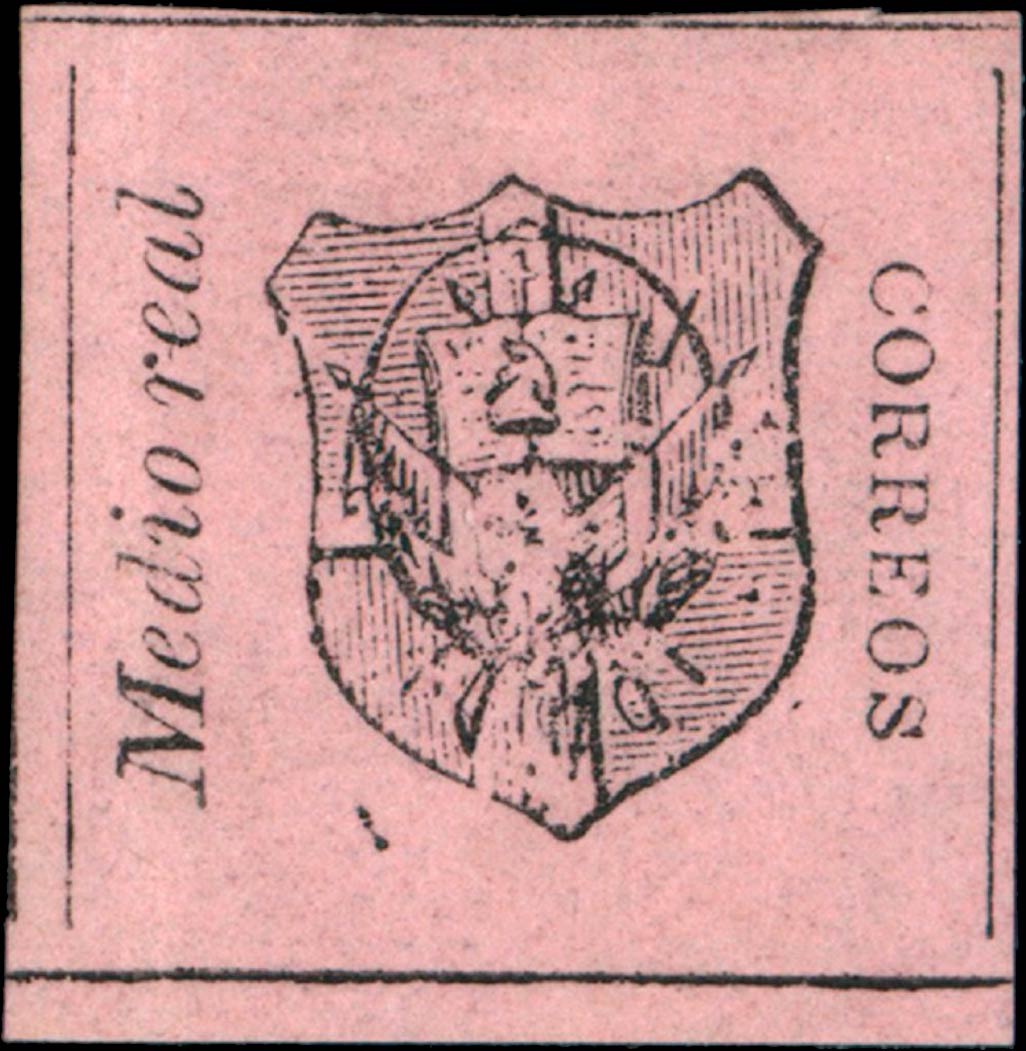 Dominican_Republic_1865_Coat-of-Arms_Medio_Real_Genuine