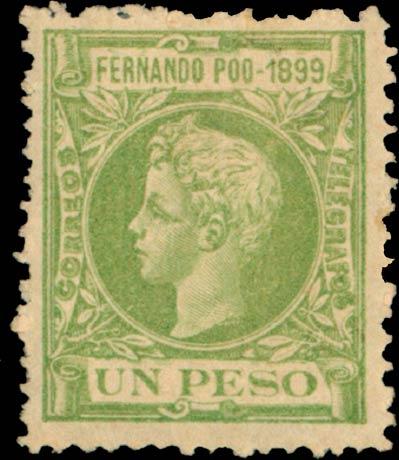 Fernando_Po_1899_1peso_Genuine