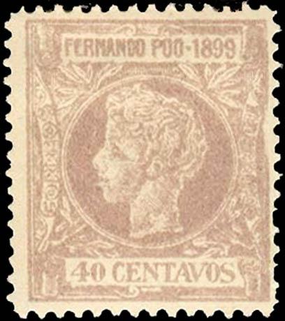 Fernando_Po_1899_40centavos_Fournier_Forgery